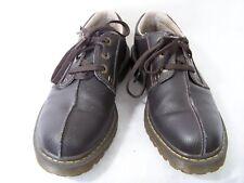 Unisex Dr. Martens Dark Brown Size US Mens 10 / Womens 11