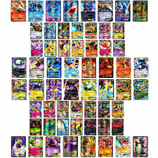 Pokemon TCG 100Pcs 20 Mega EX + 80 EX Card Lot Booster Pack for Child Kid Gifts