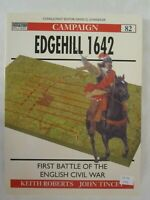 Osprey - Edgehill 1642: First Battle of the English Civil War (Campaign 82)