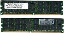 Micron mt36htf51272py-667e1 DDR2 667 PC2-5300P-555-12-ZZ 4GB - HP PN:405477