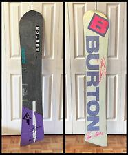 Burton PJ5 snowboard 1990-1991 RARE COLLECTOR'S ITEM