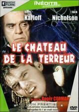 D.V.D./...THE TERROR.....LE CHATEAU DE LA TERREUR.../...BORIS KARLOFF...
