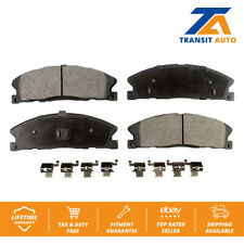 Front TEC Ceramic Brake Pads Fits Ford Explorer Taurus Flex Lincoln Mks Mkt