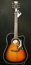 GIBSON-EPIPHONE PRO-1 ULTRA VS  ACOUSTIC/ELECTRIC GUITAR W/PADDED/GIG BAG