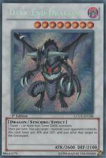 Yugioh-1x-Near Mint-Dark End Dragon - LCGX-EN188 - Secret Rare - 1st Edition-Leg