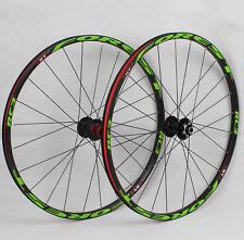 MTB Mountain Bike 26inch Alloy Rim sealed bearing Wheels Wheelset Rims