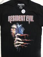 Resident Evil Peeking Eye 20th Anniversary Monster T-Shirt