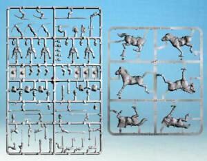 Oathmark Human Cavalry sprue