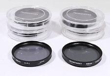 Quantaray 58mm Circular Polarizer Filter made in Japan for Canon Nikon Sony etc