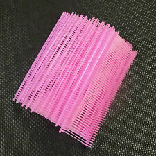 "1"" Pink Regular Tag gun Fasteners, Barbs, Pins 5,000 per box 25mm"