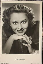 13401 Ross Film Foto AK Nr. 3616/1 Hertha Feiler um 1935 german old Postcard