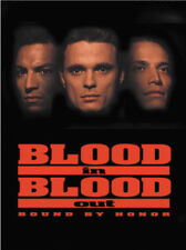 Blood in blood out bound by honor cult homie movie poster print #36