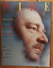 The Wire magazine Jazz & New Music no 76 June 1990 Dexter Gordon Surman & more