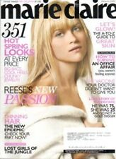 MARIE CLAIRE - RESSE WITHERSPOON - FEBRUARY 2008