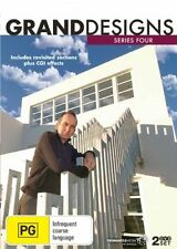 Grand Designs : Series 4  (DVD, R4, 2008, 3-Disc Set, Free Postage)