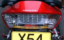 Clear LED tail light lamp with signals Honda VFR 800 RC46