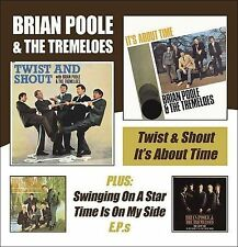 Twist And Shout/Its About - Plus Swinging On A Star & Time Is On My Side E.P.S /