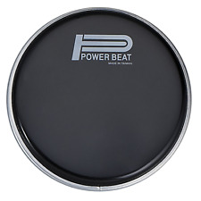 Black Power Beat 9'' Skin Sombaty Darbuka Doumbek Head Original PowerBeat Skin