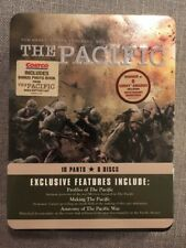 THE PACIFIC 10 PARTS-6 DISCS DVD BRAND NEW SEALED