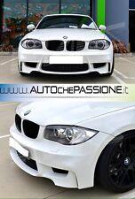 Paraurti anteriore ABS 1M M1 BMW Serie 1 E81/E82/E87/E88 dal 2004>2011