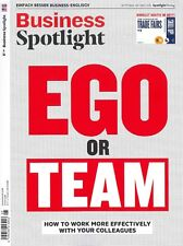 Business Spotlight, Heft 5/2018: EGO or TEAM  +++ wie neu +++