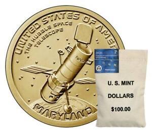 2020 $1 BU American Innovation Coin (Philidelphia) (MD)