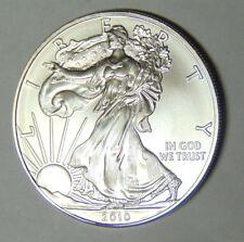 2010 Silver American Eagle Uncirculated .999 Fine Silver Dollar 1 oz (32718)
