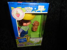 Vintage Strawberry Shortcake Huckleberry Pie with Pet Doll - Free Shipping