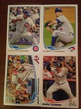 2013 Topps Series 2 Complete Set 330 Cards