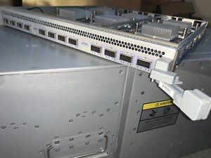 ARISTA DCS-7500E-12CQ-LC 12 Port 100GbE QSFP Wire-Speed Lime card
