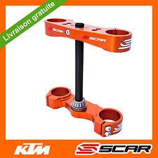 Te T de fourche KTM 65 SX 65sx 2005 2006 2007 2008 2009 2010 2011 Orange Scar