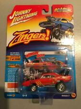 2018 JOHNNY LIGHTNING ZINGERS SER 1970 RED PLYMOUTH SUPERBIRD WINGED OUT  1/2500