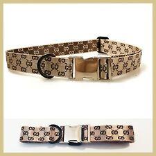 Designer G Style Fashion Collar Clasp Adjustable Puppy Dog Chihuahua XXS XS S