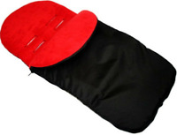 Baby Stroller cosy toes Liner Buggy Padded Universal Footmuff fit Maxi Cosi Lila