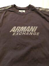 A/X Armani Exchange Vintage Long Sleeve Shirt Size XL Nice VERY RARE !