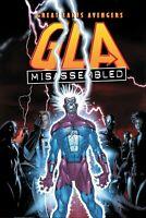 G.L.A. Vol. 1: Misassembled (Great Lakes Avengers) by Dan Slott MARVEL 2005
