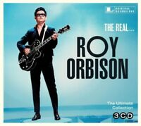 ROY ORBISON THE REAL...ULTIMATE COLLECTION 3 CD Best Of Greatest Hits