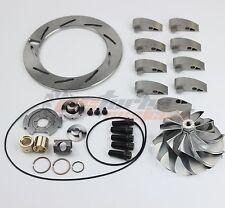 06-07 GMC Duramax 6.6L LBZ GT3788VA 4 in 1 Billet Compressor Wheel Rebuild Kit