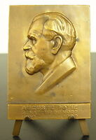 Medal IN The Senator Of North Auguste Potié Cements Of Medal