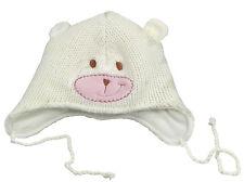 Bonnet en maille tricoté bébé mixte 6 mois