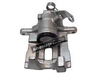 FITS VW SHARAN 1995>2010 REAR RIGHT BRAKE CALIPER - NEW 7D0615424B