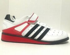 Adidas Power Perfect 2 Weightlifting Powerlifting White Mens G17563 Size 14