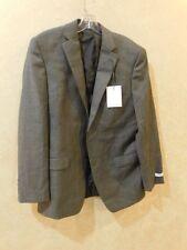 Calvin Klein Slim Fit Wool Suit Jacket - Charcoal -- 38r regular