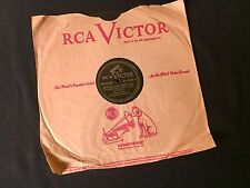 Vintage 1940's 78 RCA Victor 20-2888 Perry Como  Side A:  Better Luck Next Time