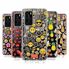 OFFICIAL emoji® PATTERNS 5 SOFT GEL CASE FOR HUAWEI PHONES 4