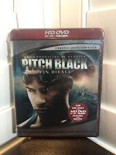 Pitch Black- Dvd Hd-Unrated- Vin Diesel