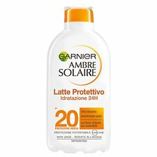 Garnier Ambre Solaire Latte Ult Idrat Ip20 200ml