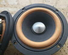 2 unit 3inch full range fullrange speaker unit woofer diatone P310 8ohm