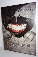TOKYO GHOUL stagione 1 NUOVO SIGILLATO 3 DVD EDIZIONE LIMTATA NON CENSURATA 1210