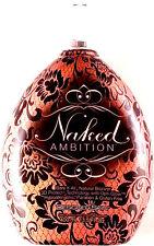 Naked Ambition Indoor Tanning Bed Lotion w/ Natural Bronzer By Designer Skin